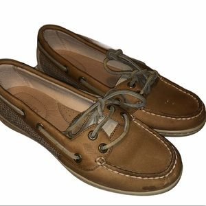 Sperry top sider womens shoes 6